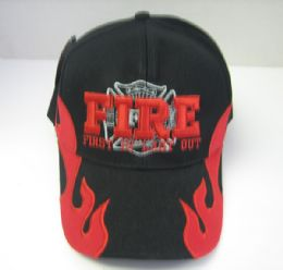 60 Wholesale First In Last Out Baseball Cap
