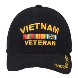 60 Wholesale Vietnam Veteran Ball Cap
