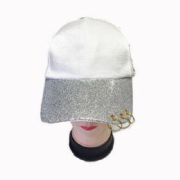 60 Wholesale Bling Bling Fancy Ball Cap