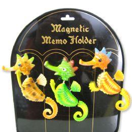 144 Units of Fridge Magnet Sea Horse - Refrigerator Magnets