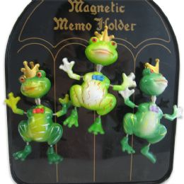 144 Units of Fridge Magnet Frog - Refrigerator Magnets