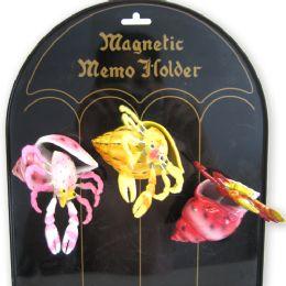 144 Units of Fridge Magnet Hermit Crab - Refrigerator Magnets