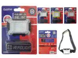 144 of Cob Headlight Red Light