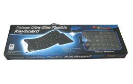 24 of Flexible Rubber Key Board