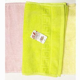 72 Units of Hand Towel Assorted Color 12x28 - Towels