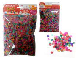 72 Wholesale Round Confetti