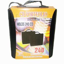48 Bulk 240 CD Case Holders