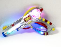 24 Units of Toy gun With Lights And Sounds - Dolls