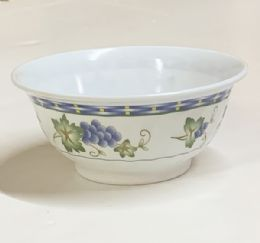 120 Units of 5 Inch Grape Flowers Small Bowl Grape Flowers - Plastic Bowls and Plates