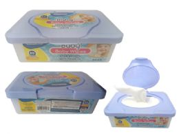 24 Wholesale 80 Count Baby Wipes