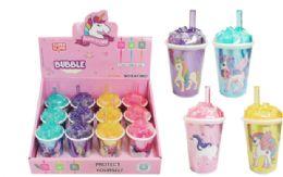 144 Units of Bubble Slime Unicorn - Slime & Squishees