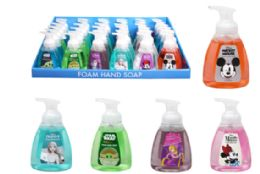 36 Units of Disney Hand Soap 11 Ounces - Soap Dishes & Soap Dispensers