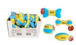 36 Units of Floating Aqua Dog Toy - Pet Toys