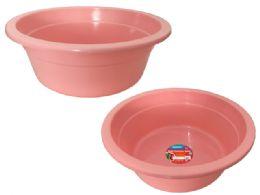 24 Units of Multipurpose Plastic Basin - Plastic Bowls and Plates