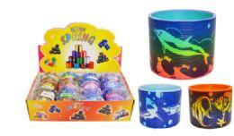 72 Units of Slinky Sealife - Novelty Toys