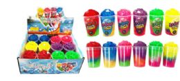 72 Units of Soda Cup Slime - Slime & Squishees