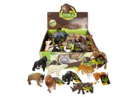 72 Units of Wild Animal Figurine - Animals & Reptiles
