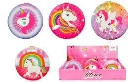 48 Units of Compact Folding Mirror Unicorn - Novelty Toys