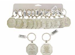 72 Wholesale Zodiac Keychain Assorted