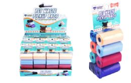 32 Wholesale Dog Waste Pick Up Bags 120 Count