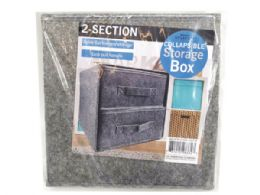 3 of Collapsible Felt Under-the-Bed Storage with Handle