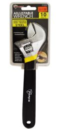 12 Units of Adjustable Wrench 10 Inch - Wrenches