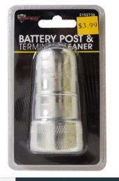 36 Units of Battery Post And Terminal Cleaner - Batteries