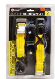 12 of Buckle Tie Downs 2 Piece