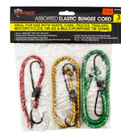 48 of Bungee Cord 3 Piece