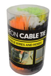 36 Units of Cable Ties 500 Piece 4 Inch - Cable wire