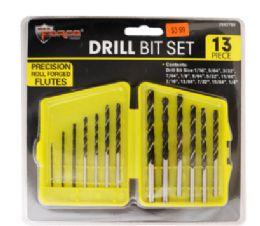 24 Units of Drill Bit Set - Screwdrivers and Sets