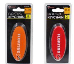 48 Wholesale Floating Keychain