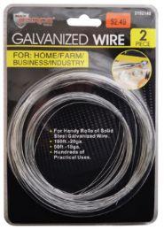 48 Units of Galvanized Wire - Wires