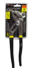 12 Units of Groove Joint Pliers 10 Inch - Pliers