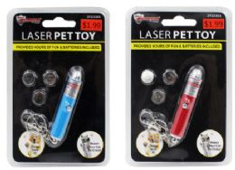 48 Units of Laser Pet Toy With Batteries - Pet Toys