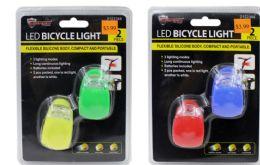36 Bulk Led Bike Light 2 Piece