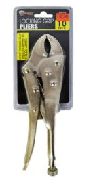 18 of Locking Pliers 10 Inch Curved Jaw