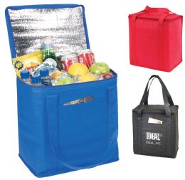 36 Units of Non Woven Cooler Tote Bags - Lunch Bags & Accessories