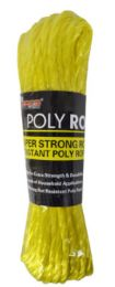 48 Units of Poly Rope - Rope and Twine