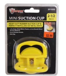48 Units of Power Grip Vacuum Cup 2.5 Inch - Tool Sets