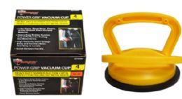 24 Units of Power Grip Vacuum Cup 4 Inch - Tool Sets