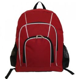 "30 Units of Rip-stop Multi Pocket Backpack - Backpacks 16"""