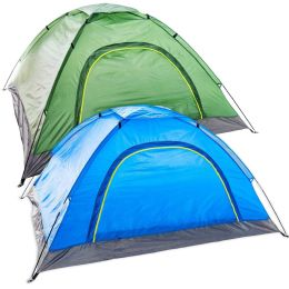 10 of Tent 2 Person - Assorted Colors