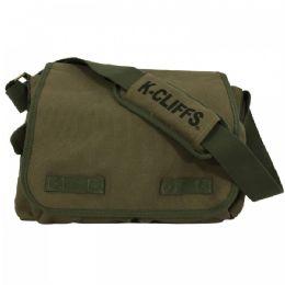 10 Units of Canvas Laptop Messenger Bag - Shoulder Bags & Messenger Bags