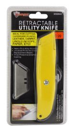 36 Units of Retractable Utility Knife - Box Cutters and Blades