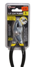 12 of Slip Joint Pliers 6 Inch
