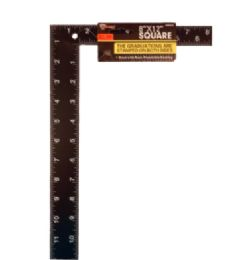 48 Units of Square 8x12 - Tape Measures and Measuring Tools