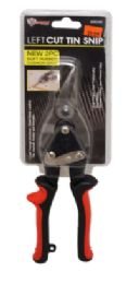 12 Units of Tin Snips Left Cut - Tool Sets