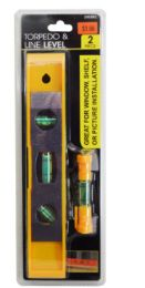 18 Units of Torpedo And Line Level 2 Piece - Tool Sets
