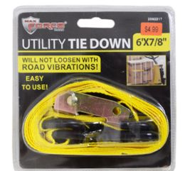 24 Units of Utility Tie Down - Tool Sets